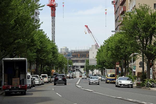 (仮称)西新宿五丁目北地区防災街区整備事業 B棟