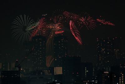 第25回東京湾大華火祭