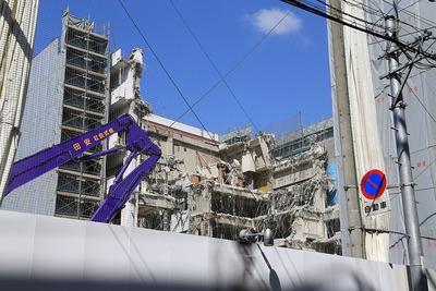 (仮称)プレサンスタワー大阪本町新築工事