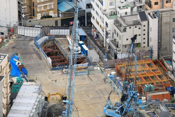 IMG_0618_(仮称)渋谷区道玄坂二丁目開発計画