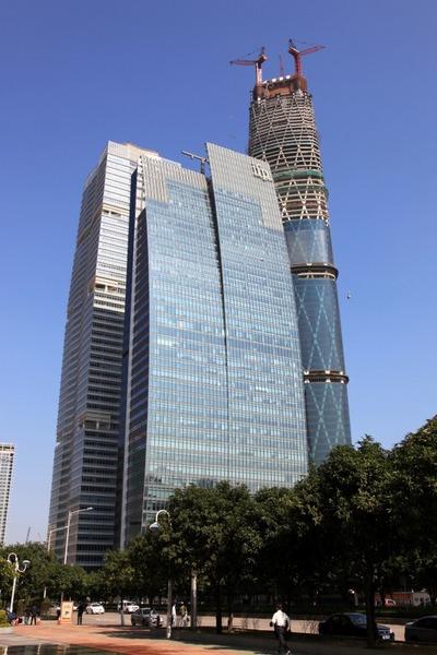 合景國際金融中心