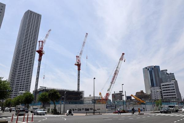 (仮称)西新宿五丁目北地区防災街区整備事業 A棟