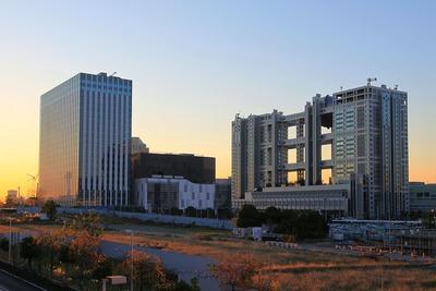 ダイバーシティ東京とフジテレビ