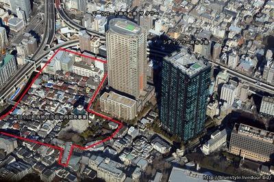 (仮称)三田小山町西地区市街地再開発事業