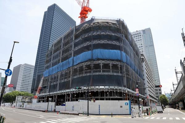 東京駅前常盤橋プロジェクト 下水道局棟