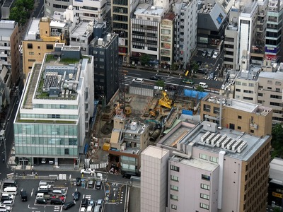 (仮称)六本木7丁目計画新築工事