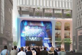 (仮称)歌舞伎町一丁目地区開発計画 地域連携音楽イベントイメージ