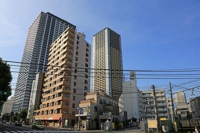 東池袋四丁目2番街区再開発