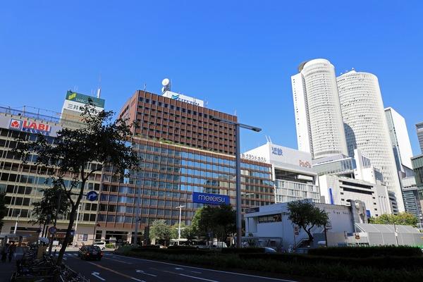 名鉄 名古屋駅地区再開発