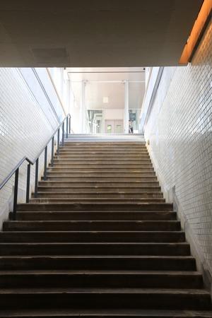 マーチエキュート神田万世橋 1912階段