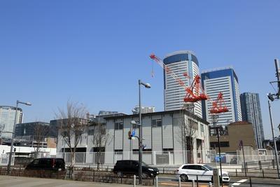 (仮称)東京消防庁深川消防署豊洲出張所新築工事
