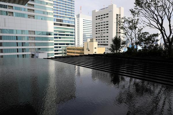 東京ポートシティ竹芝オフィスタワー スキップテラス