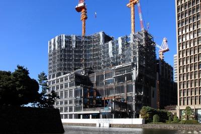 パレスホテル建替計画