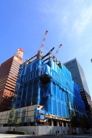 読売新聞東京本社ビル(2012年10月8日)