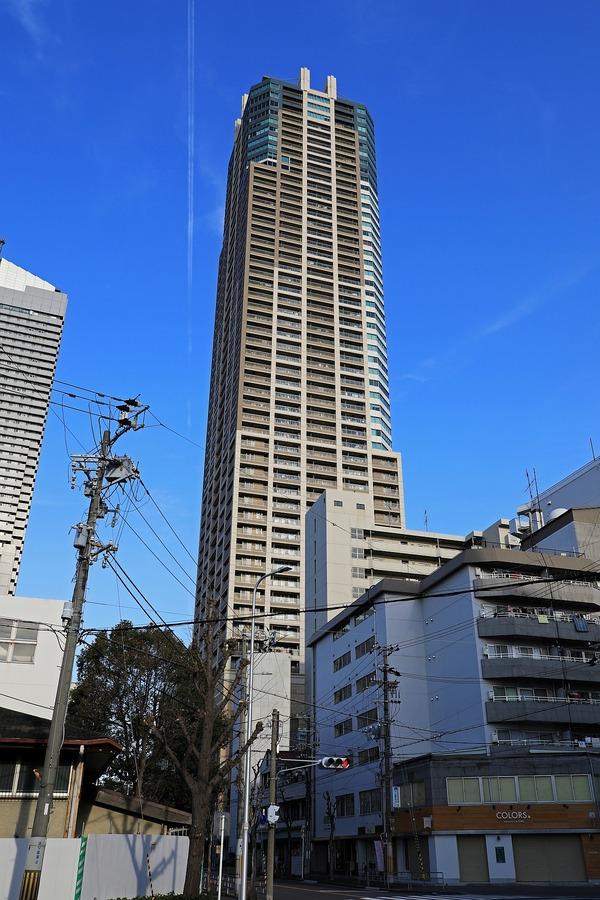 クロスタワー大阪ベイ