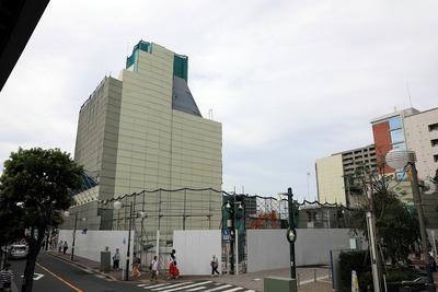 金町六丁目駅前地区第一種市街地再開発事業