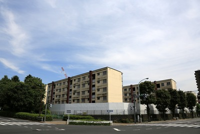都営霞ケ丘アパート