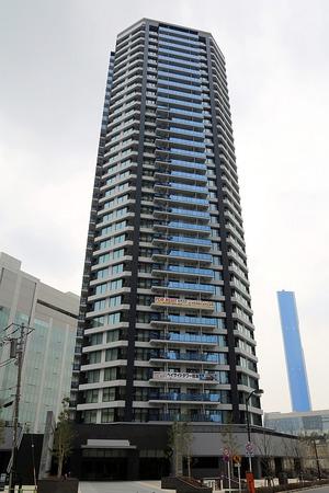 ベイサイドタワー晴海