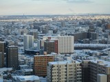 札幌テレビ塔からの眺め
