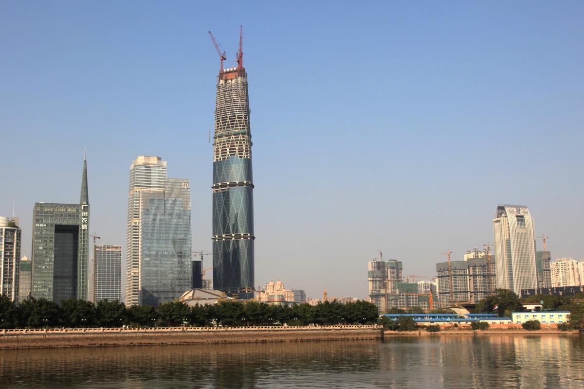 広州市 : 超高層マンション・超...