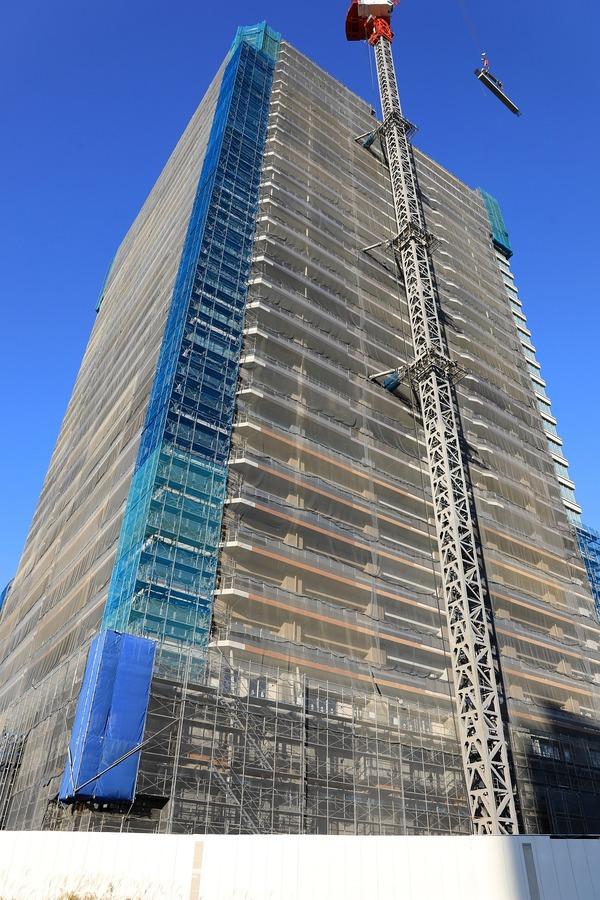 幕張ベイパーク スカイグランドタワー