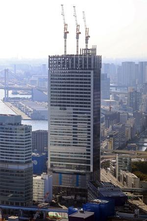 (仮称)竹芝地区開発計画 A街区(業務棟) (1)