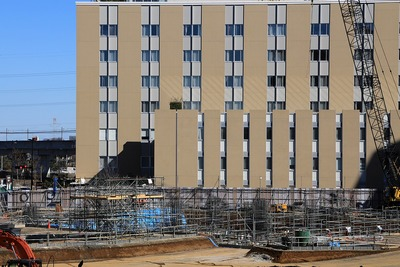 柏の葉キャンパス148街区住宅計画 東棟