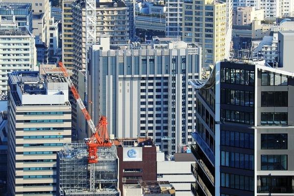 ハイアット リージェンシー 横浜 建築計画