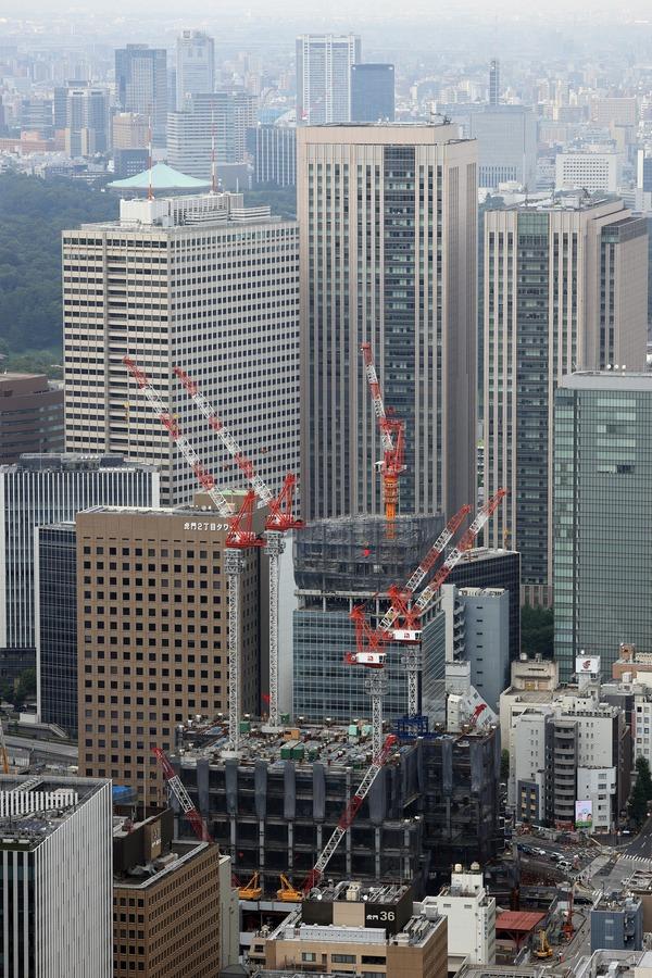 虎ノ門ヒルズ ステーションタワー