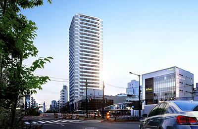 クラッシィタワー東中野