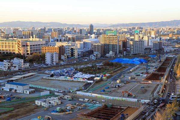 うめきた2期地区北街区開発事業