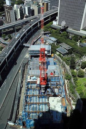 21・25森ビル建替計画 - (仮)アークヒルズサウスタワー