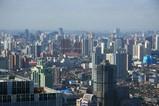 上海超高層ビル群
