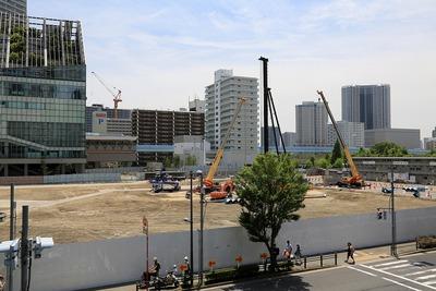 豊洲二丁目駅前地区第一種市街地再開発事業 2-1街区 B棟