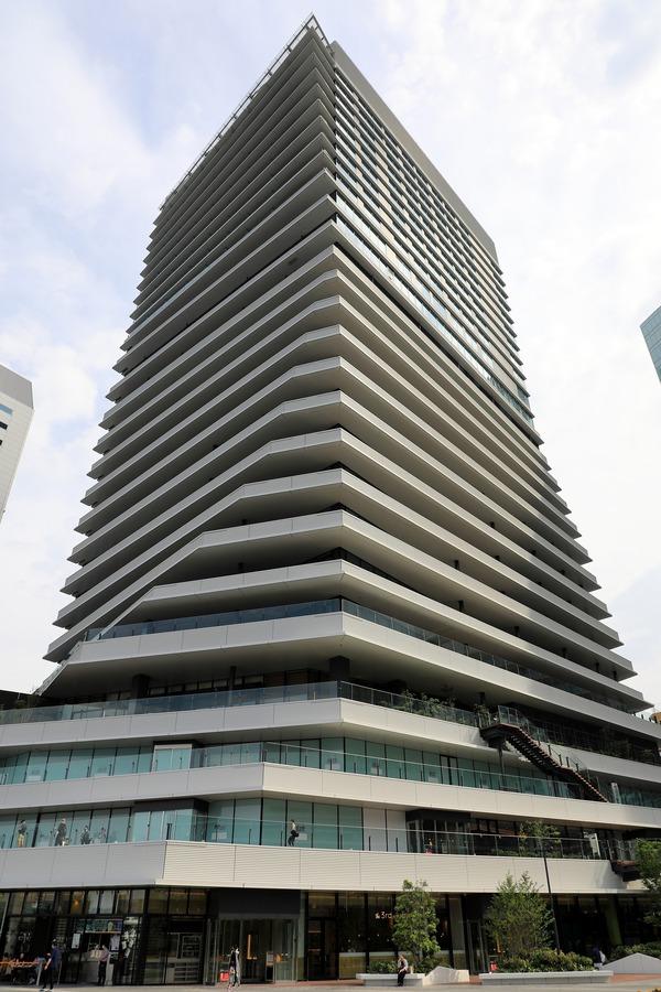 ウォーターズ竹芝 タワー棟