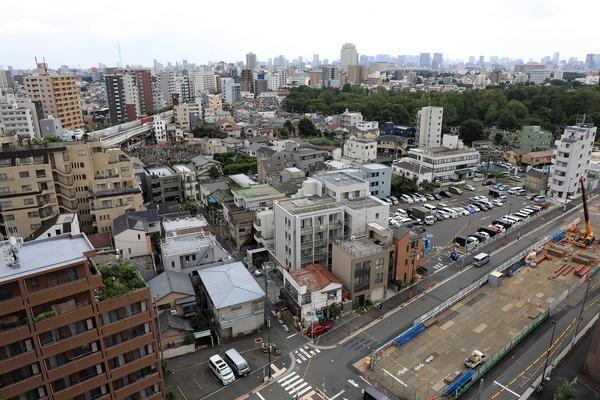 南池袋二丁目C地区第一種市街地再開発事業