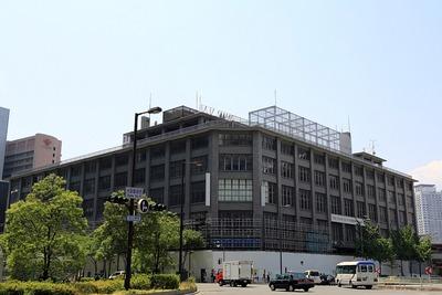 旧大阪中央郵便局・梅田3丁目計画(仮称)