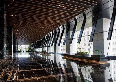 日比谷パークフロント 2階オフィスロビー