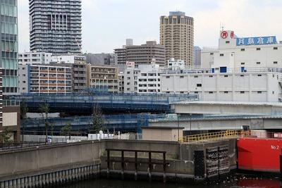 朝潮運河橋りょう(仮称)