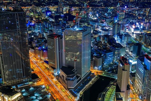 横浜市新市庁舎
