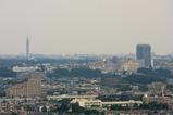 ライオンズタワー府中からの眺め