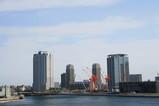 晴海大橋からの眺め
