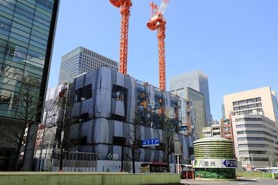 (仮称)京橋一丁目東地区永坂産業京橋ビル