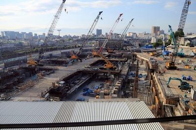 西品川一丁目地区第一種市街地再開発事業施設建築物(A街区)