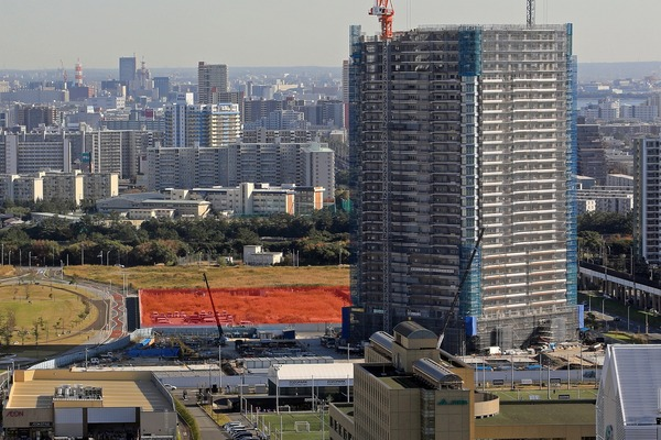 幕張新都心若葉住宅地区計画(B-3街区)