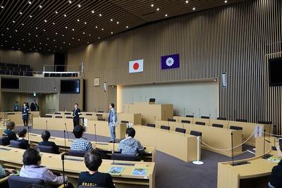 豊島区新庁舎
