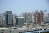 テレコムセンタービルからの眺め