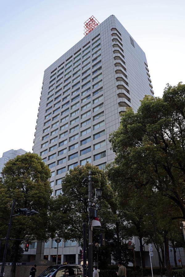 国際新赤坂ビル東館
