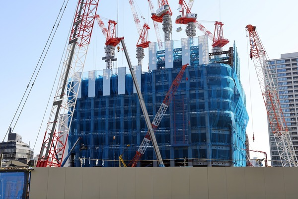 虎ノ門・麻布台プロジェクト メインタワー(A街区)