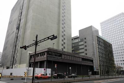 JXビルと大和呉服橋ビル